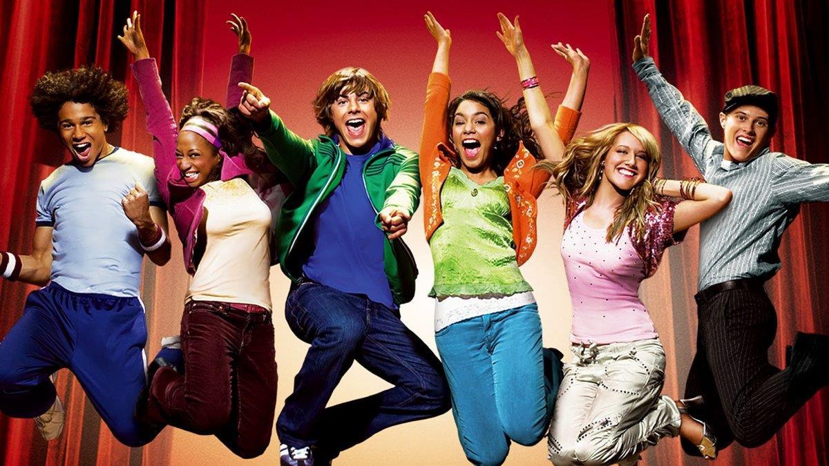 Qual 'High School Musical' tem as melhores músicas?