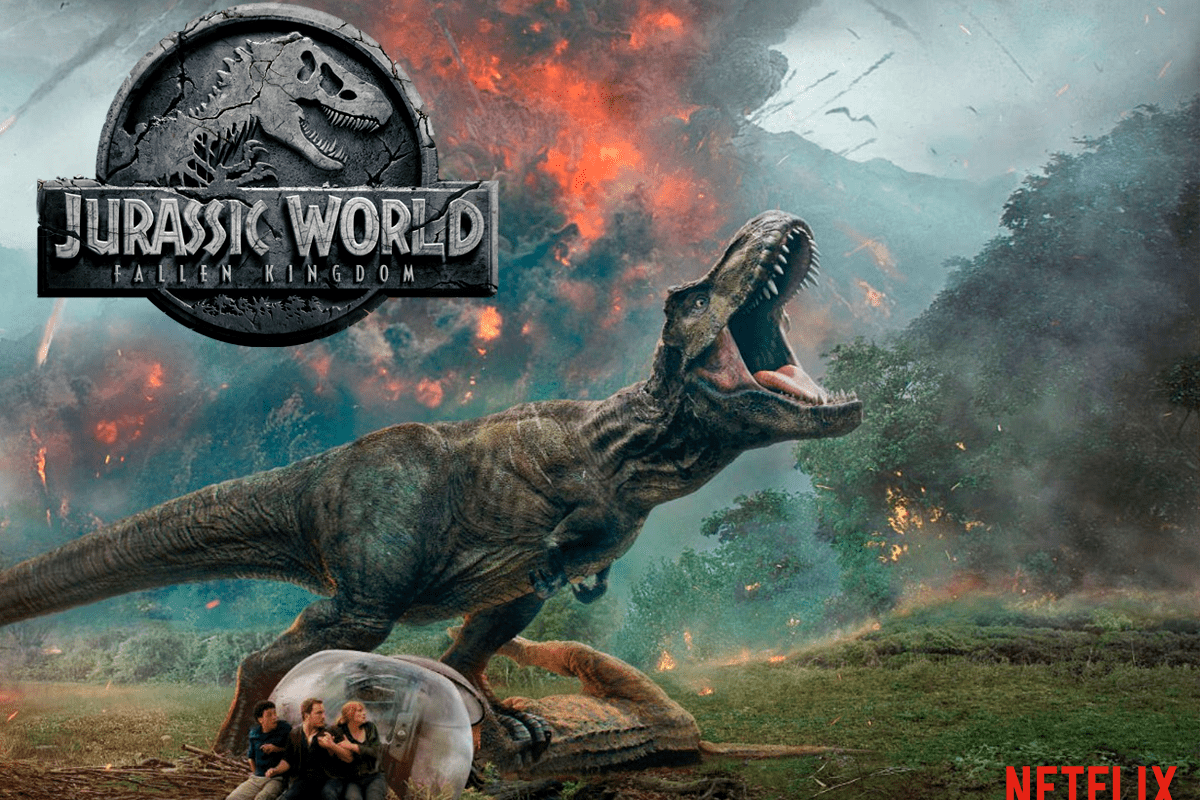 'Jurassic World: Fallen Kingdom' estreia na Netflix e ocupa o TOP 10
