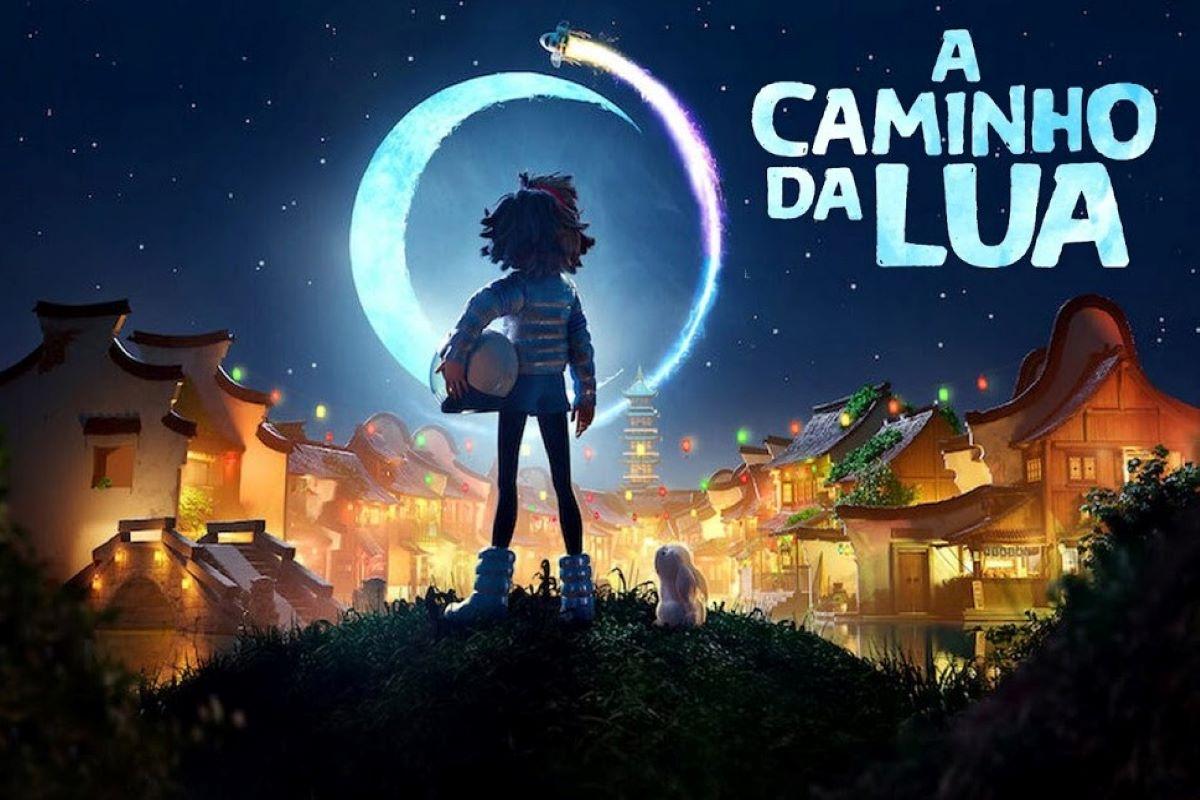 'A Caminho da Lua', animação emociona e é acerto da Netflix