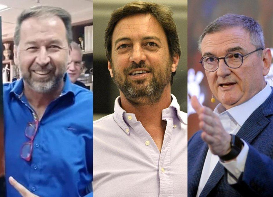 Eleições do Corinthians: Gobbi vs Duílio vs Augusto Mello