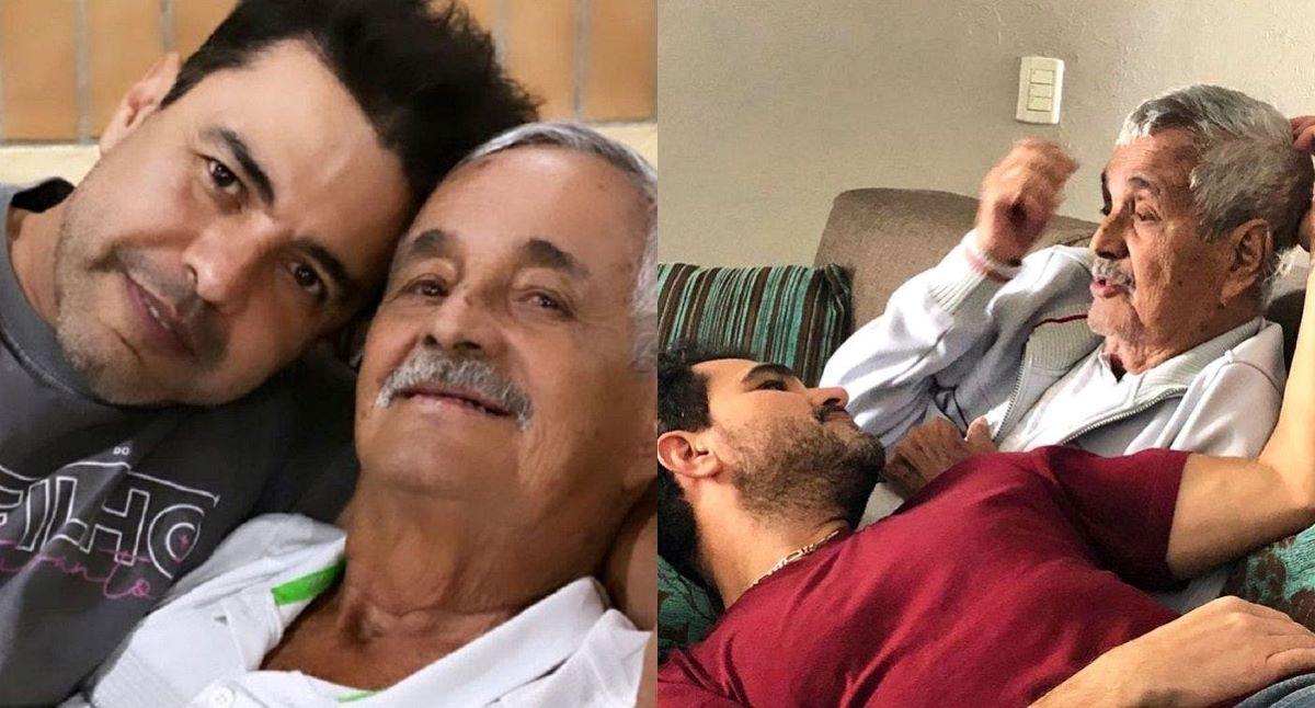 Pai de Zezé Di Camargo e Luciano falece após internação de 14 dias