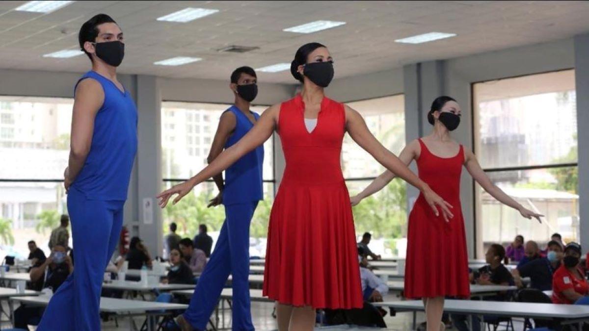Como se encontram as companhias de ballet durante a pandemia?