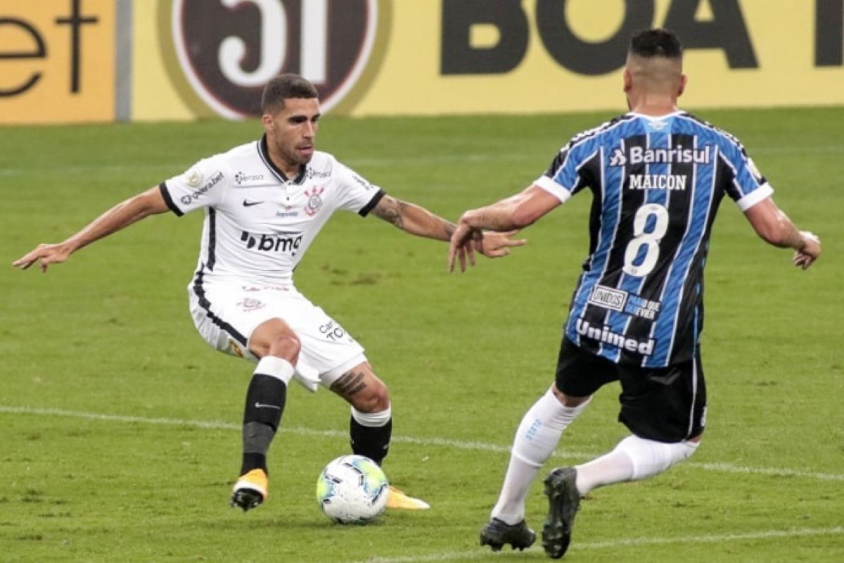 Corinthians 0 x 0 Grêmio: tudo sobre o jogo que acabou empatado