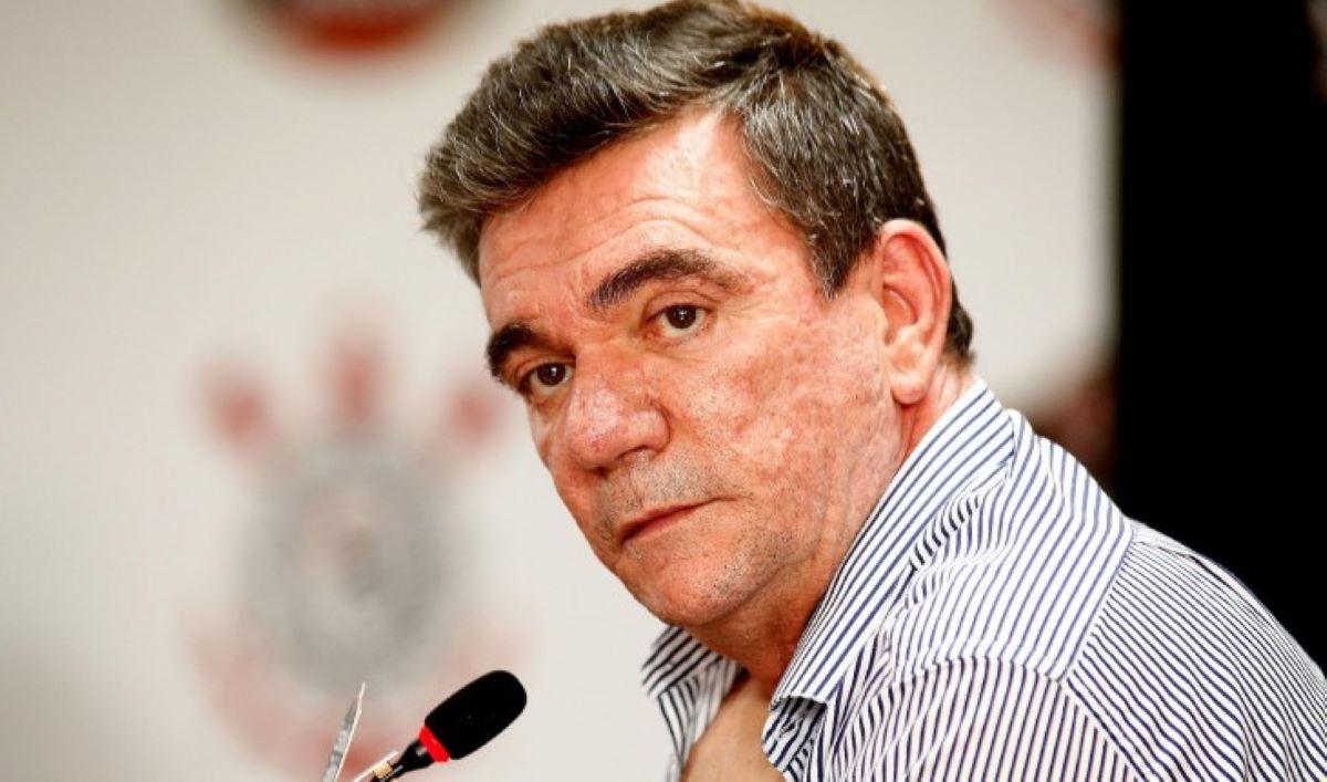 Andrés Sanchez diz que nunca mais volta ao Corinthians