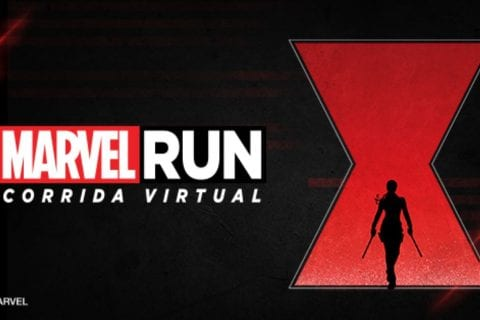 Marvel Run Viúva Negra