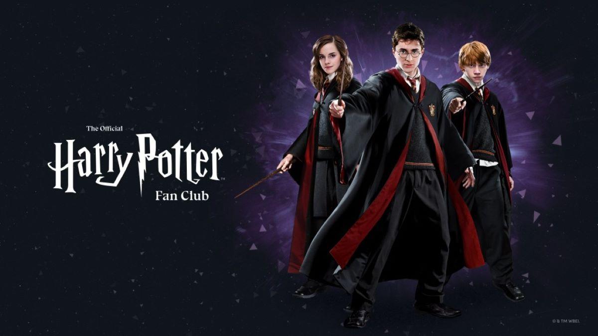 Fã Clube de 'Harry Potter' é lançado pelo site oficial
