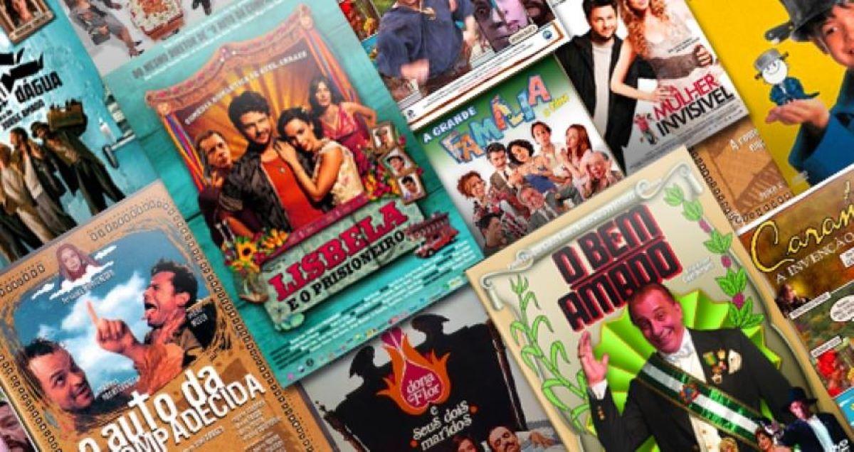Cinema Nacional: Relembre 5 filmes que foram campeões de bilheteria