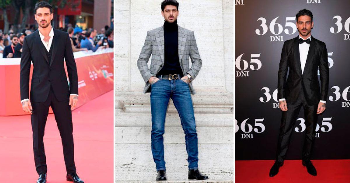 Michele Morrone afirma o que seria se trabalhasse com moda; veja!