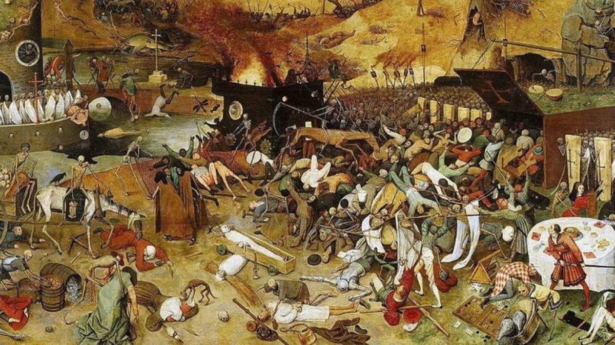 Como a Peste Negra influenciou a moda da Idade Média?