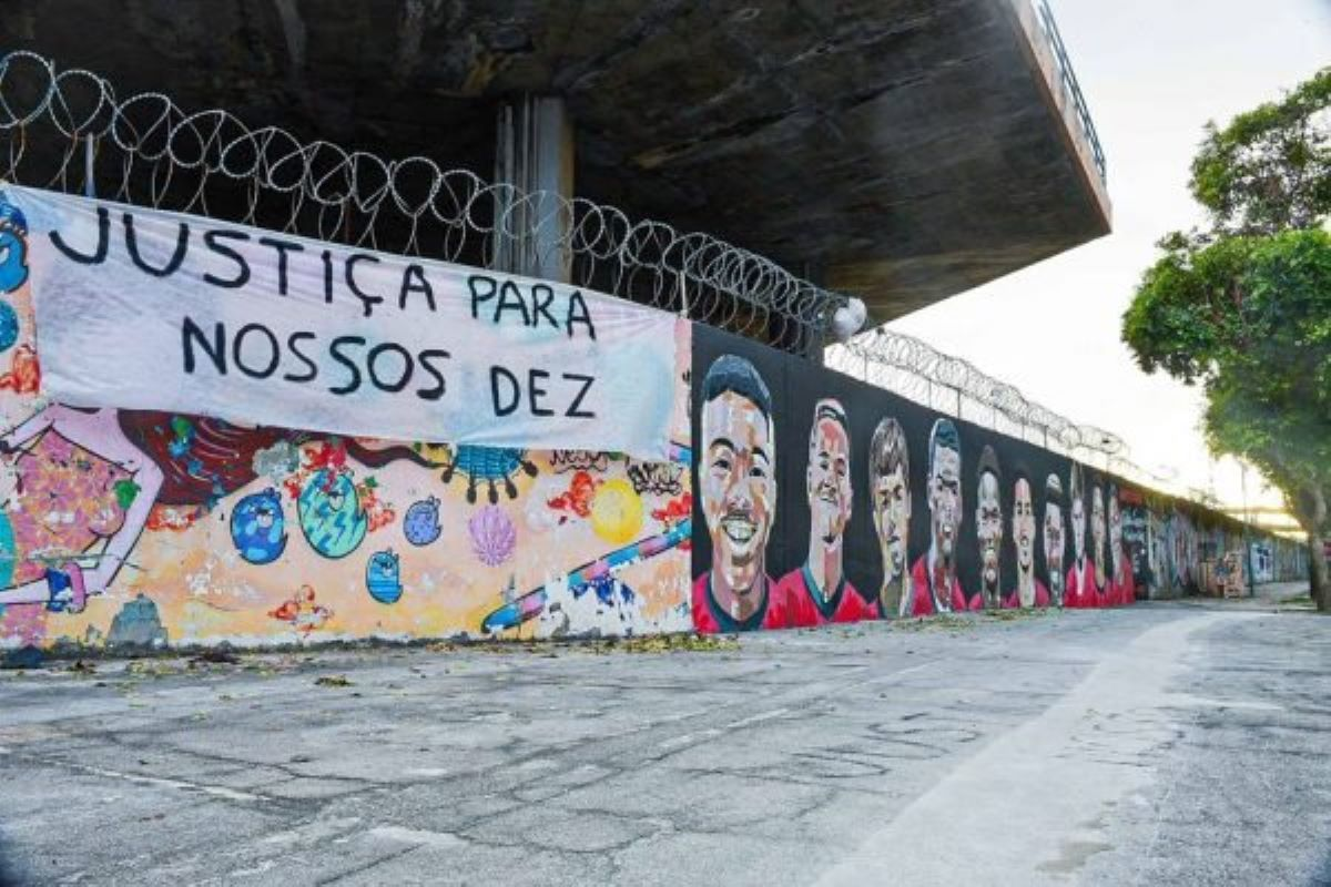 Justiça reduz indenização pelas vítimas do Ninho do Urubu
