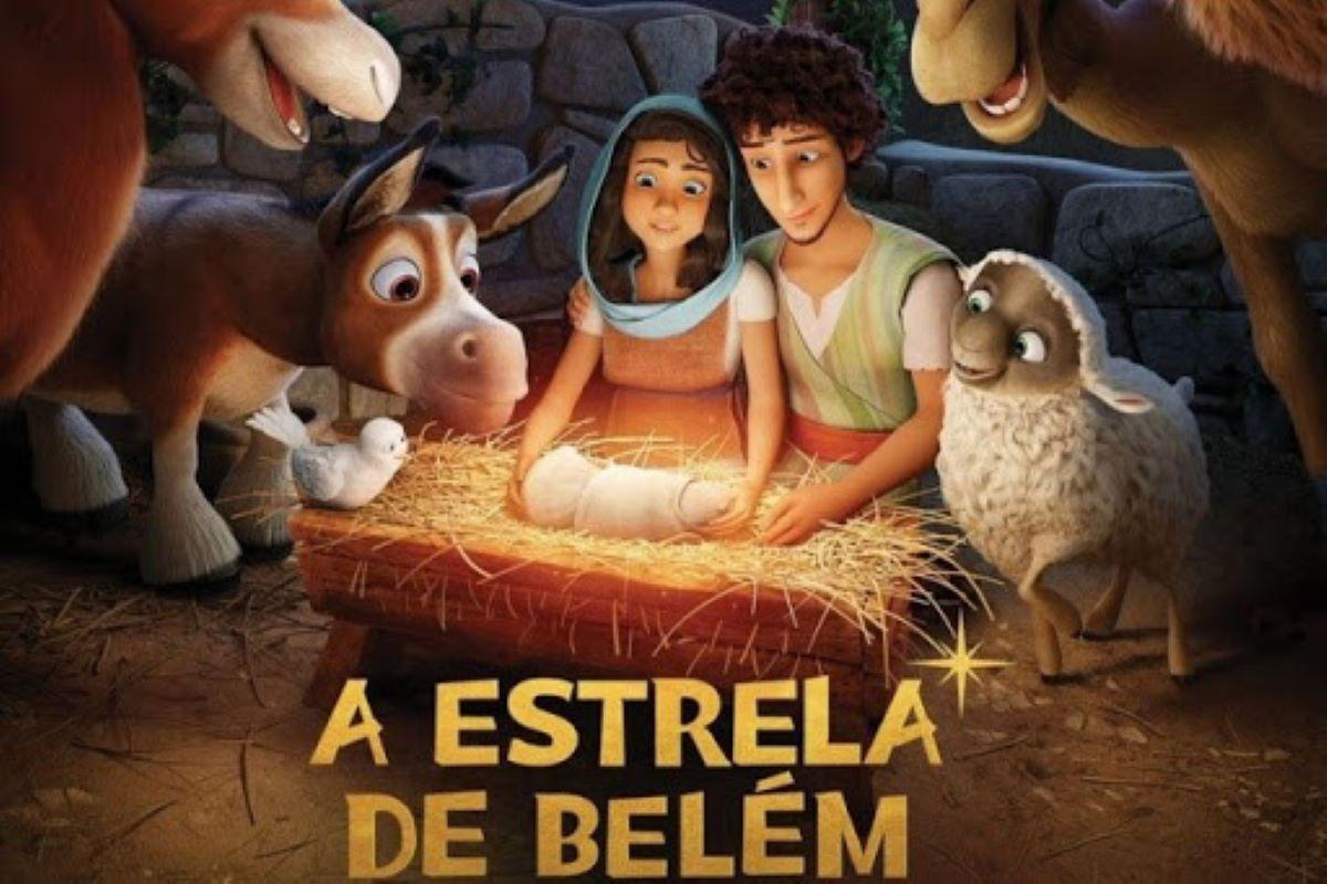 'A Estrela de Belém': animação é a mais vista na Netflix hoje