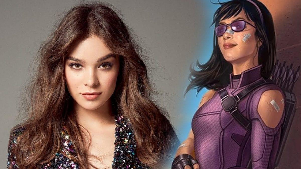 Hailee Steinfeld será a Gaviã Arqueira na série 'Hawkeye', da Marvel