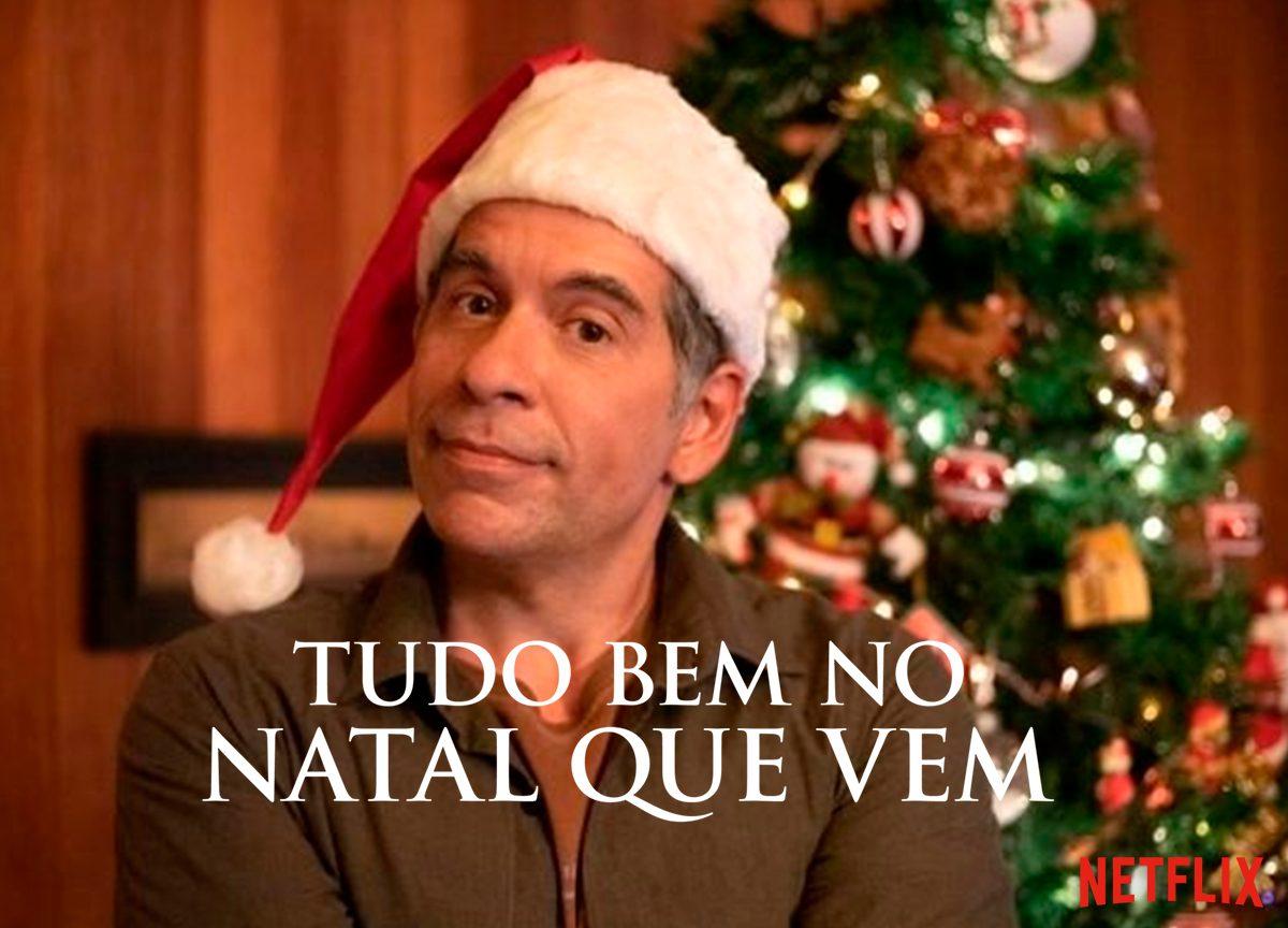 'Tudo Bem no Natal que Vem', com Leandro Hassum, é aposta da Netflix