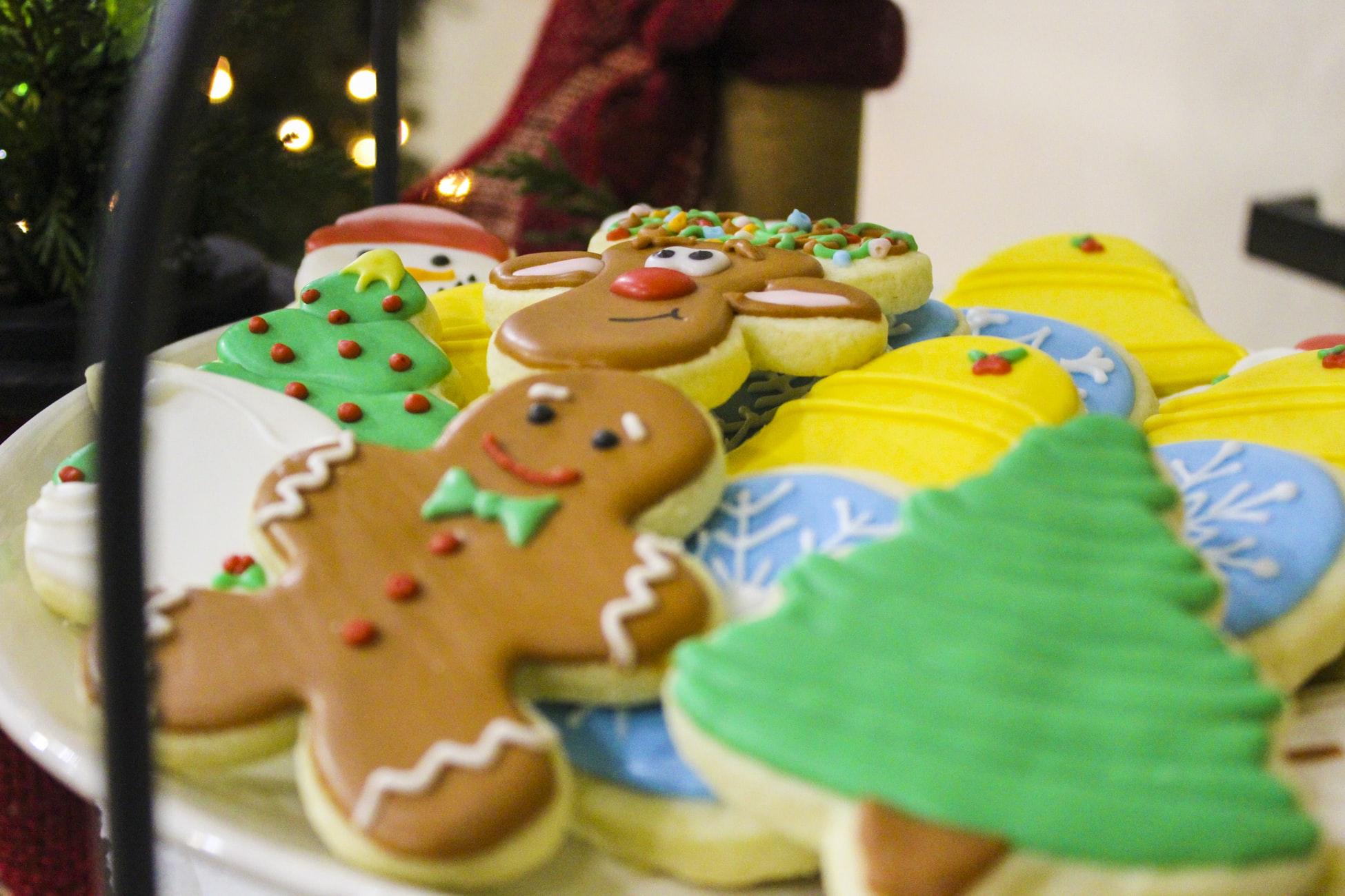 Diferentes tradições culinárias durante o Natal