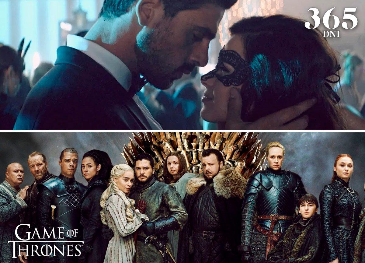 '365 Dni' é comparado a 'Game of Thrones' por fãs; entenda o motivo