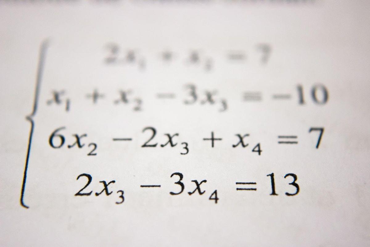 Aplicação da álgebra linear no dia a dia