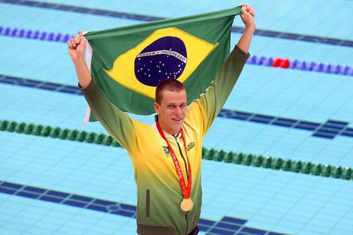 Do ouro ao bronze: os maiores atletas olímpicos brasileiros