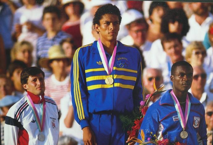 maiores atletas olímpicos brasileiros