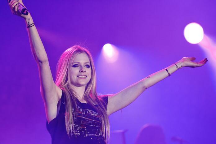 Avril Lavigne é uma das atrações esperadas no line-ip do Rock in Rio 2021.