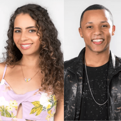 Finalistas do The Voice Brasil