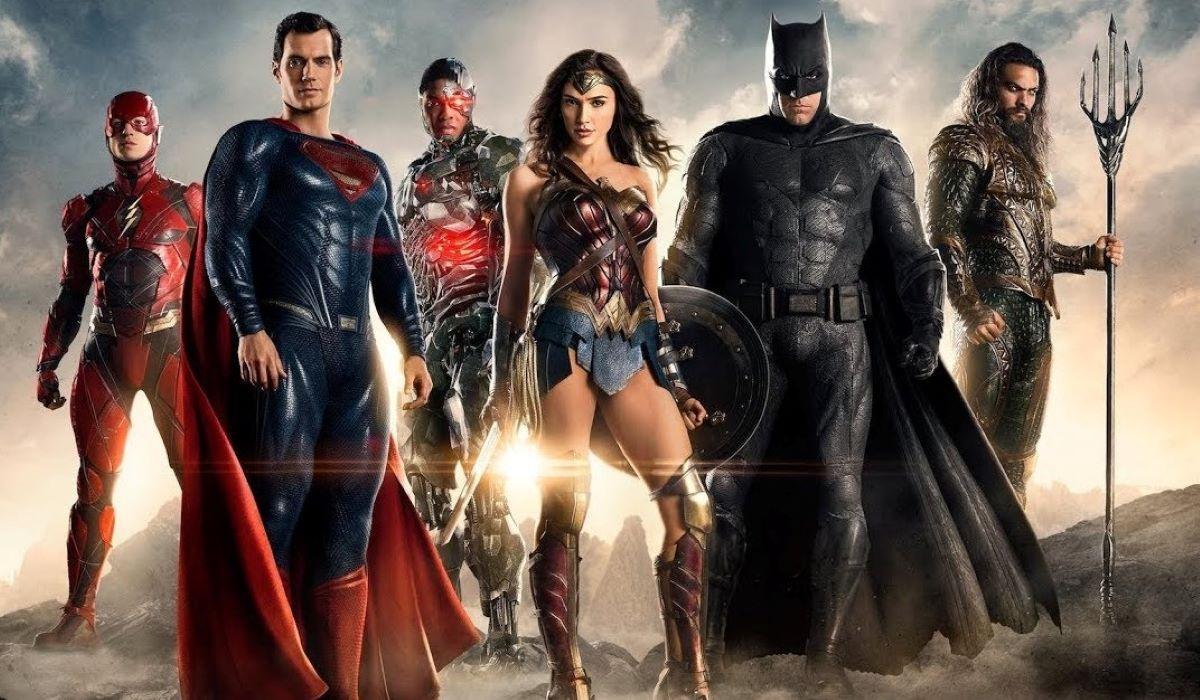'Liga da Justiça', filme com Gal Gadot, está no TOP 10 da Netflix