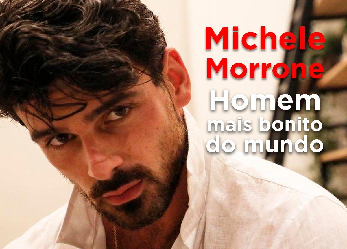 Para pesquisa, Michele Morrone é um dos homens mais bonitos do mundo