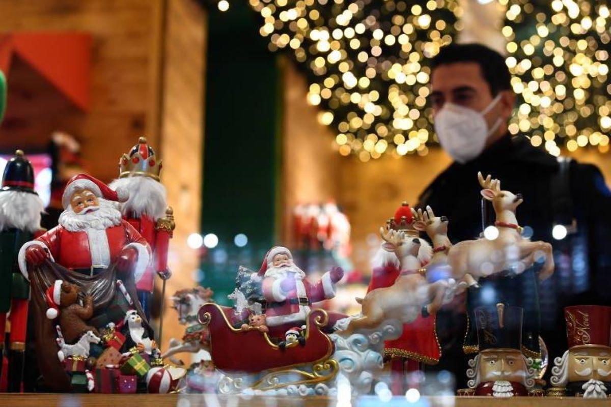 Saiba como países em lockdown irão comemorar o Natal este ano