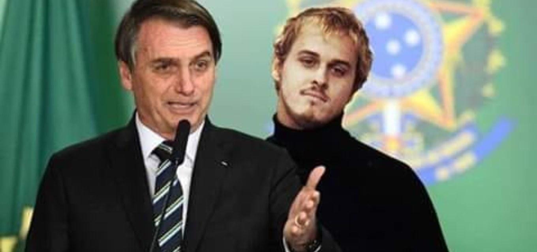 Um dos memes mais reproduzidos do personagem de A Viagem é ele influenciando o atual presidente Jair Bolsonaro.