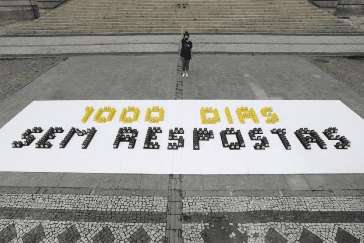Tudo sobre os 1000 dias do assassinato de Marielle Franco
