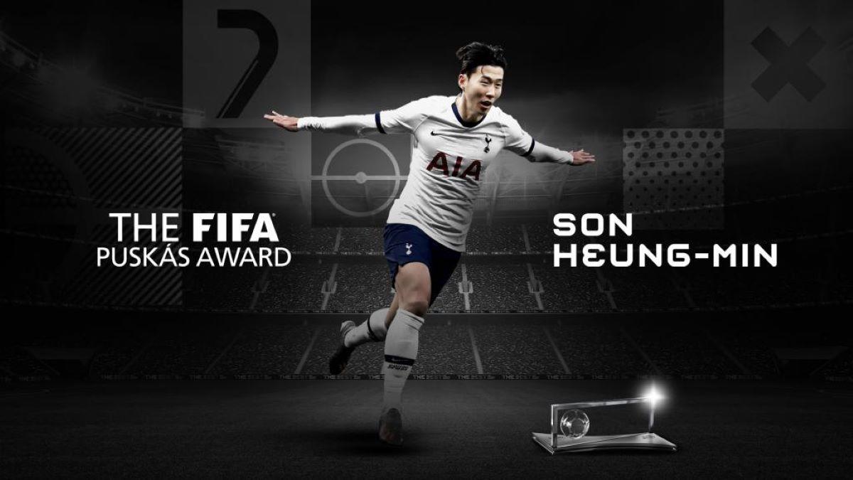 The Best prêmio