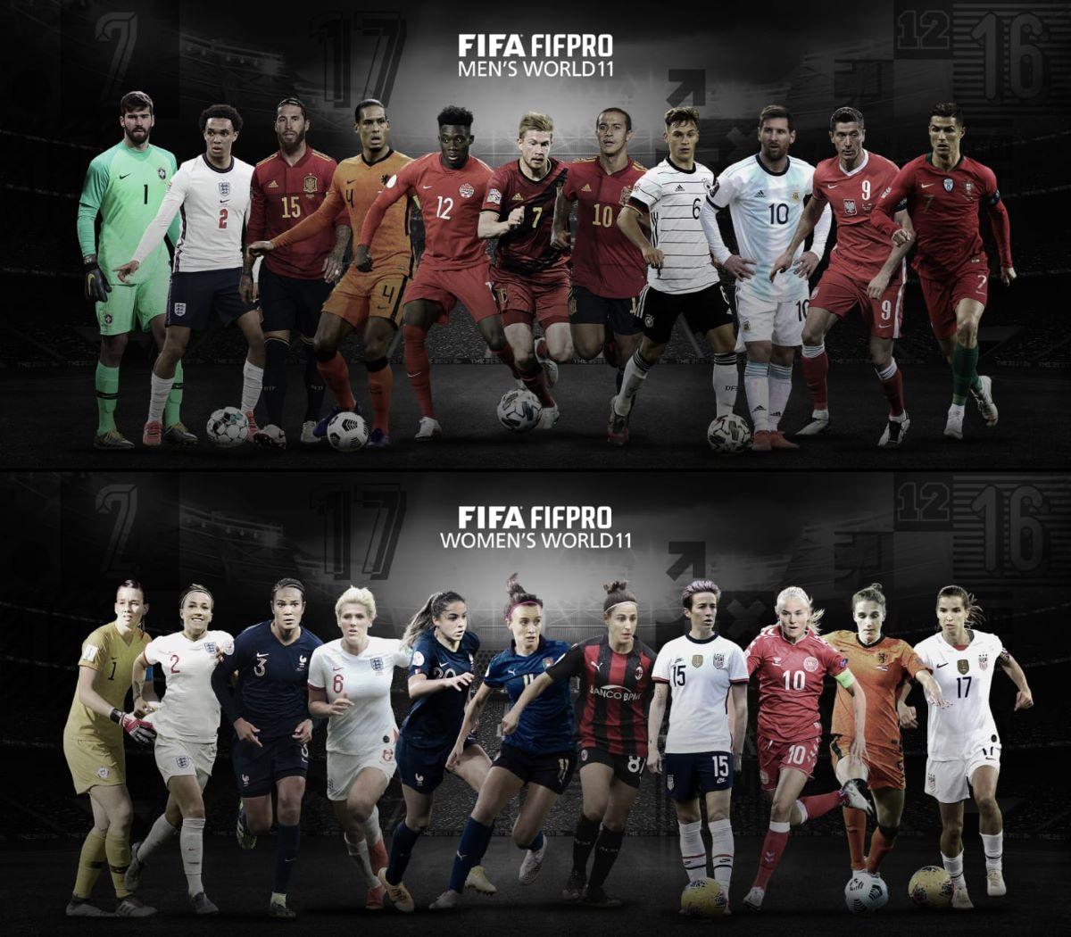 The Best futebol