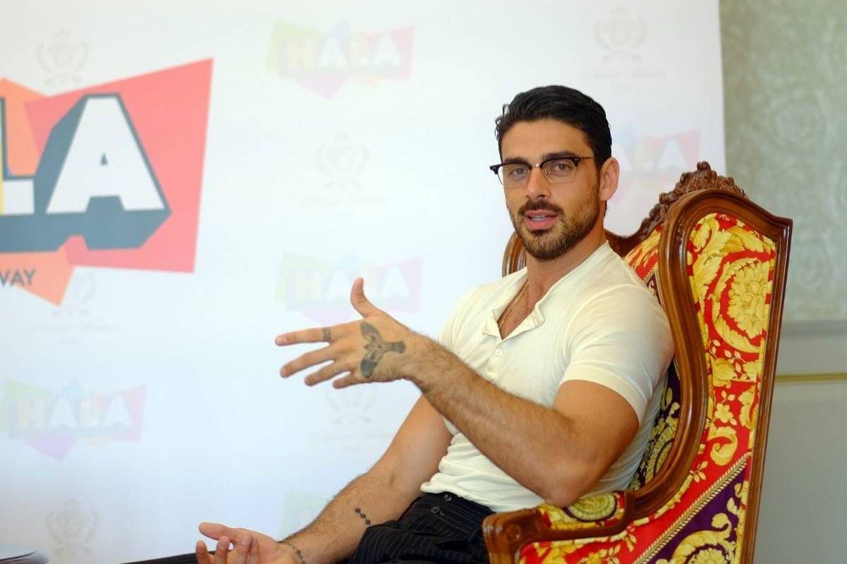 Michele Morrone planeja estrear em produção de Bollywood; confira!