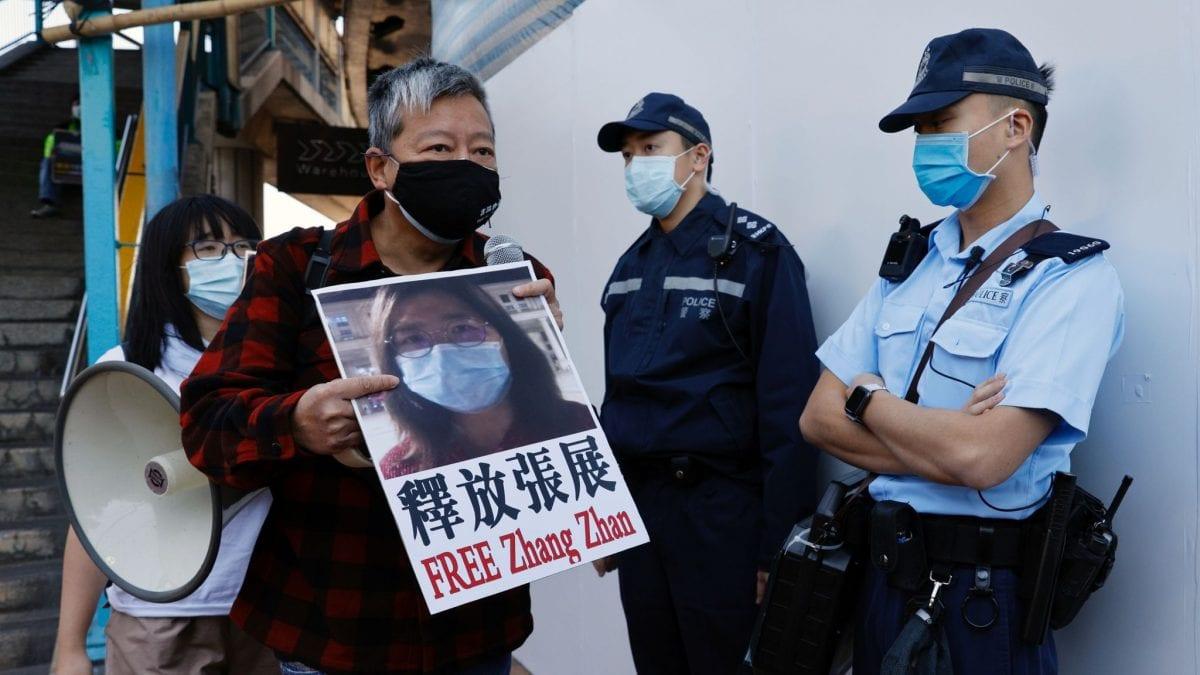 Wuhan: jornalista é condenada por cobertura da pandemia de Covid-19