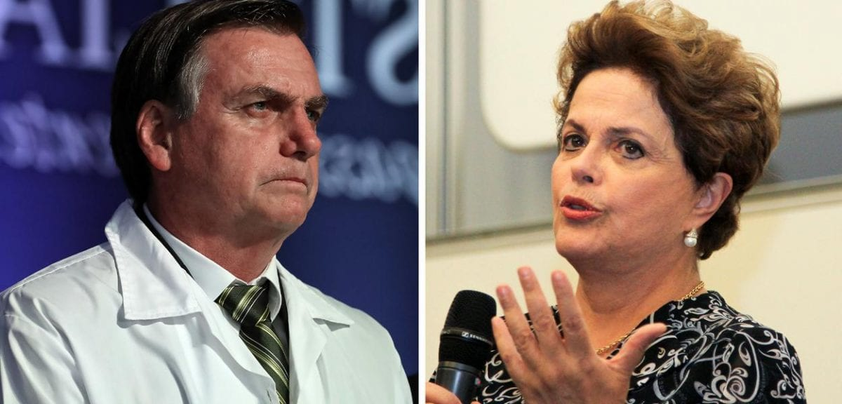 Bolsonaro ironiza tortura sofrida por Dilma Rousseff na Ditadura Militar