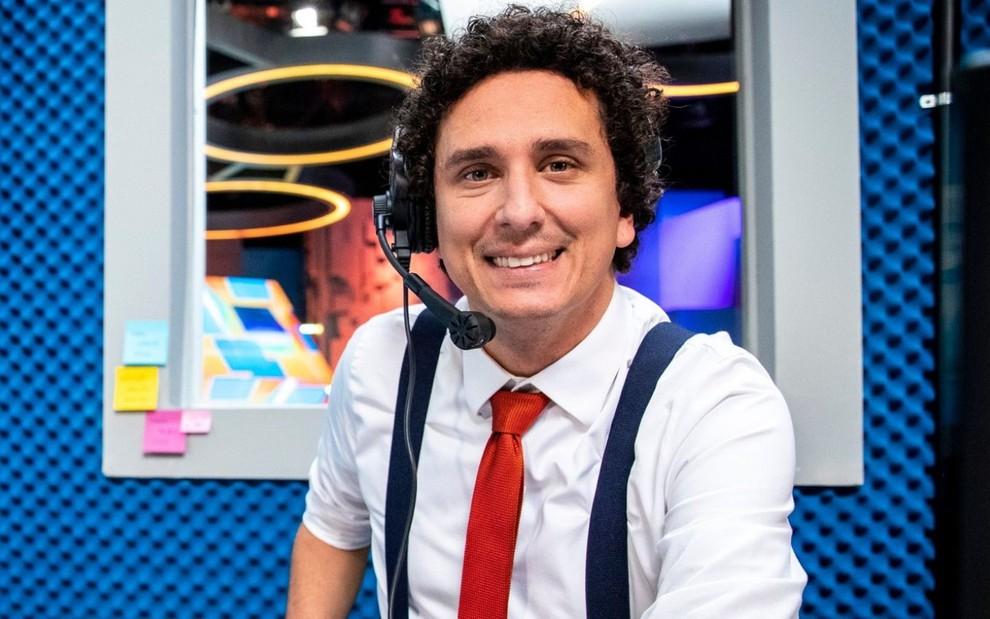Rafael Portugal revela suposta participante do BBB21.