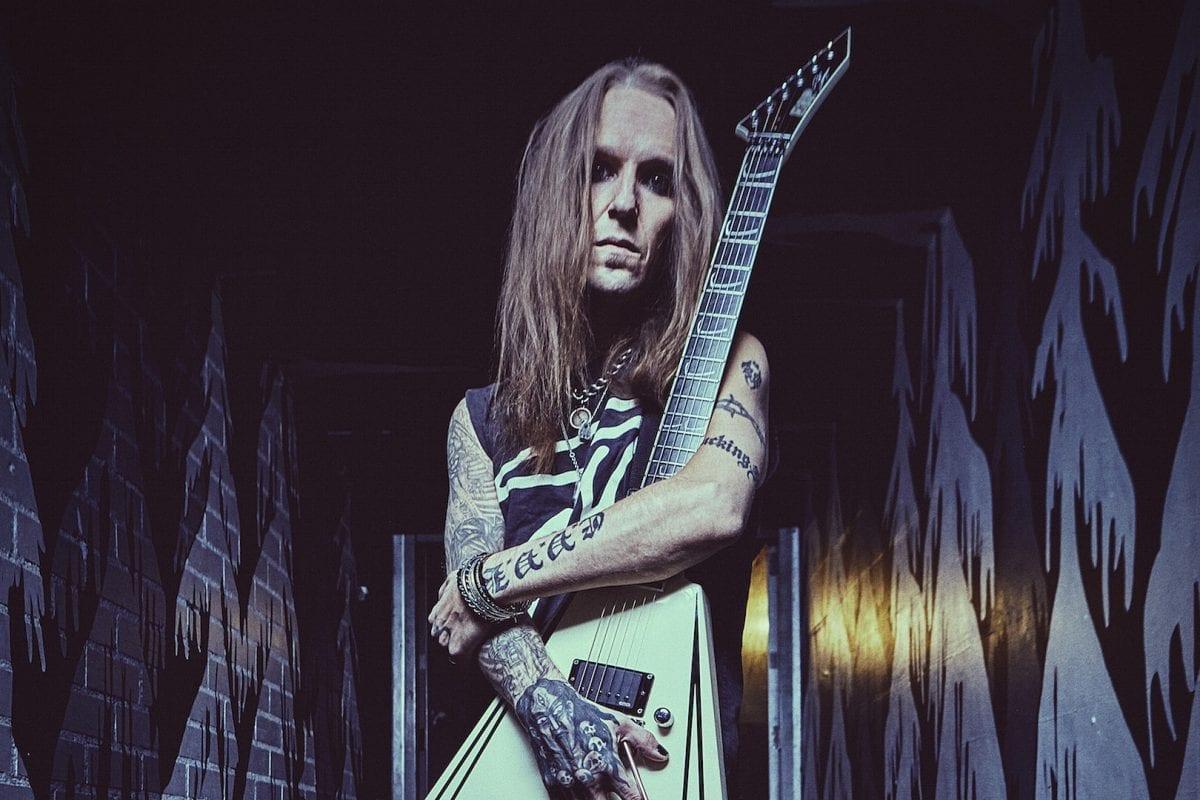 Alexi Laiho, vocalista do Children of Bodom, morre aos 41 anos