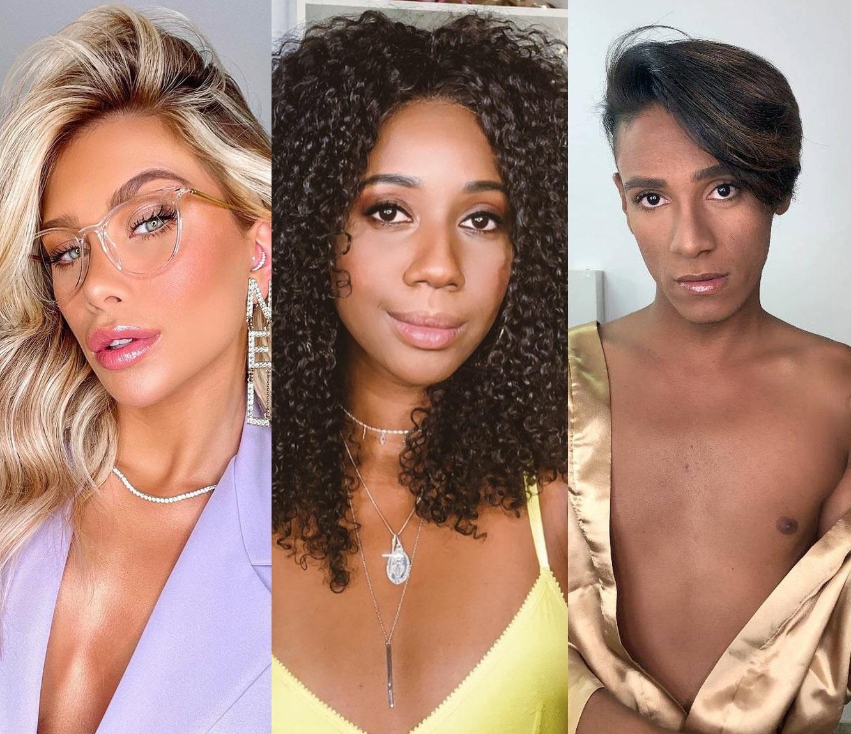 Flávia Pavanelli, Camilla de Lucas e Ney Lima são confirmados como participantes famosos do BBB21.