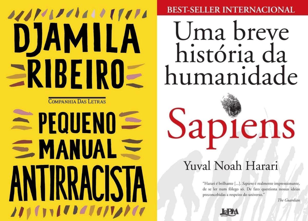 Conheça os cinco melhores livros do ano de 2020