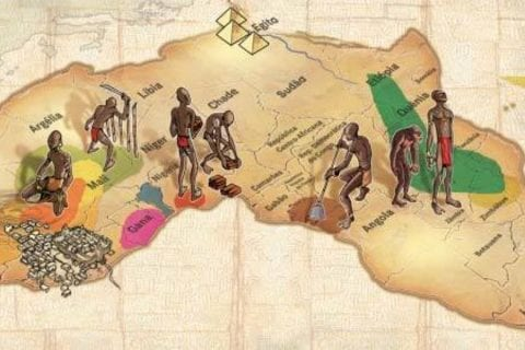 história africana