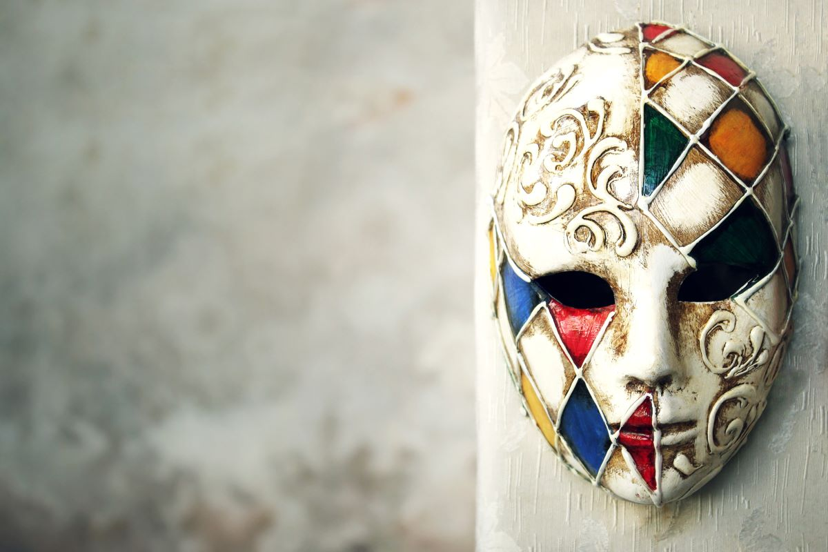 Conheça a origem das máscaras de Veneza, utilizadas no Carnaval