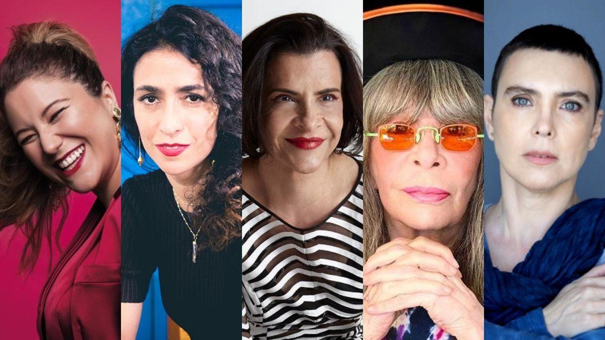 5 cantoras brasileiras que você não pode deixar de ouvir
