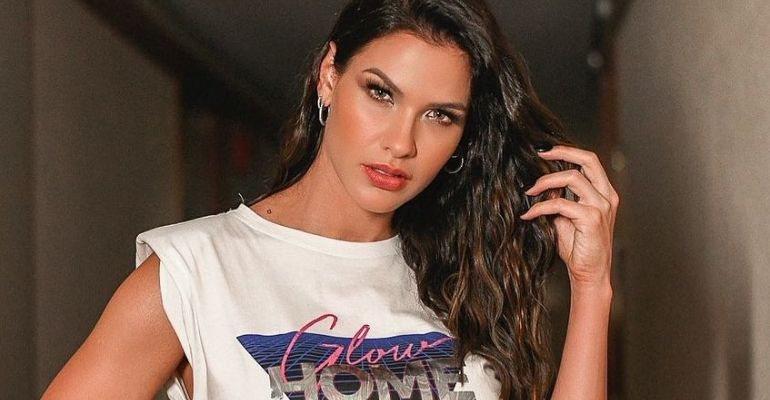 Andressa Suita, ex mulher de Gusttavo Lima, é cotada para o BBB21.