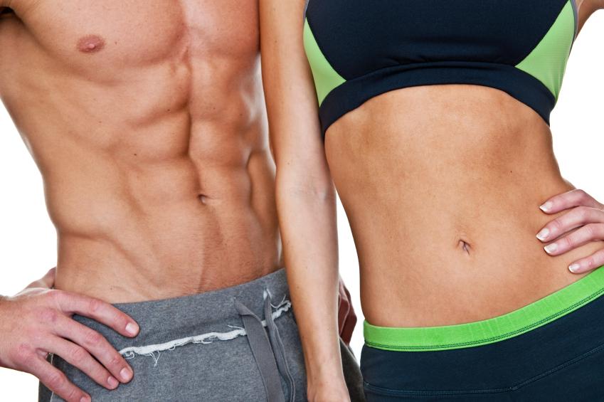 A chave para um corpo sarado são alimentos e dieta ricas em proteínas.