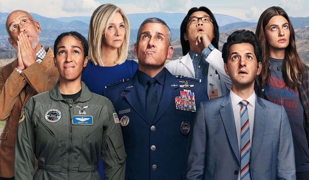 'Space Force': crítica da série em que ir à Lua pode ser engraçado