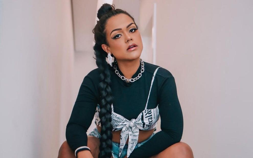 A youtuber Camila Loures é cotada para participar do BBB21.