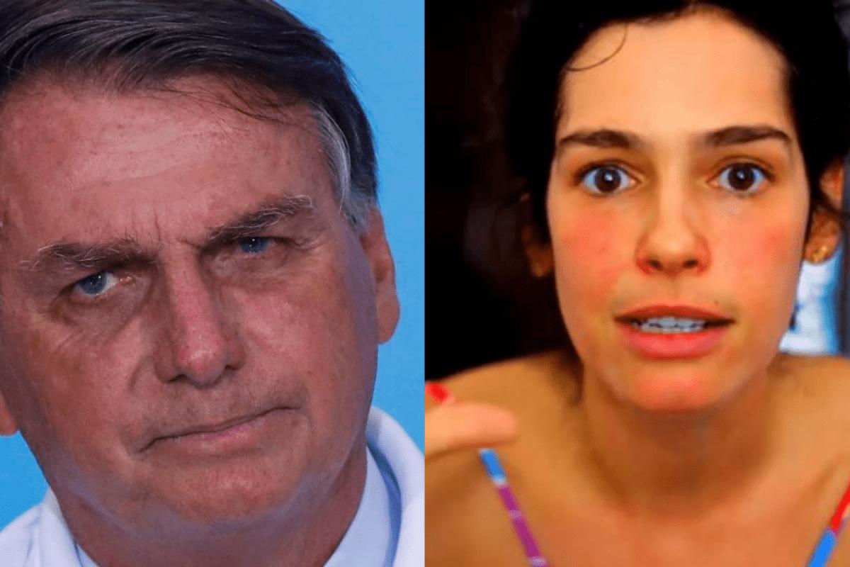 Impeachment Bolsonaro: Atriz Maria Flor pede ajuda de Rodrigo Maia