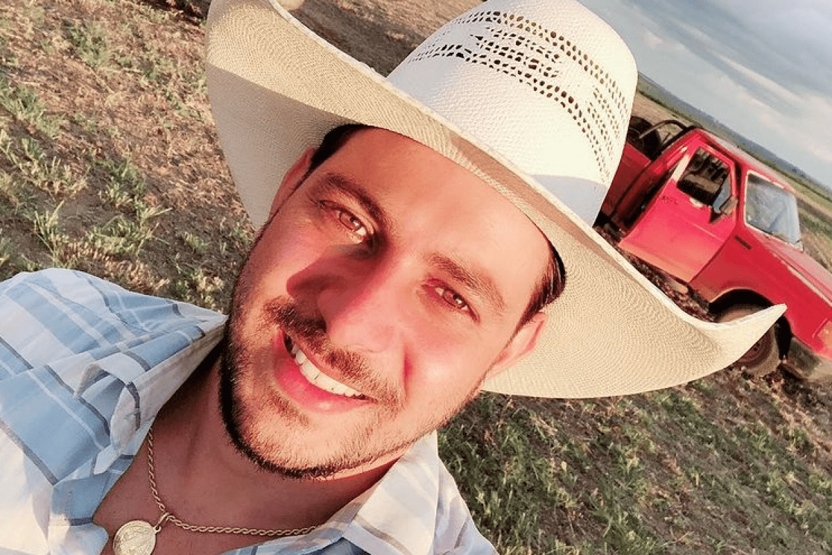 Caio Afiune - Fazendeiro