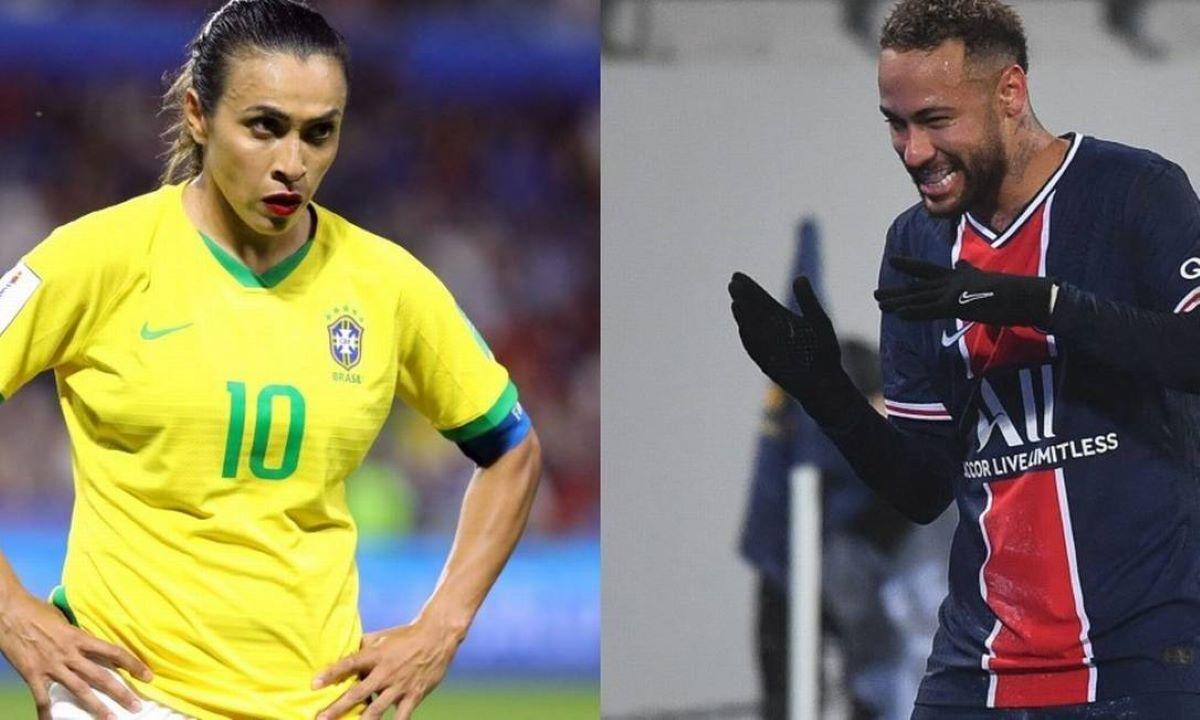 """Opinião: Mulheres no futebol incomodam, mas """"Martas"""" incomodam muito mais"""
