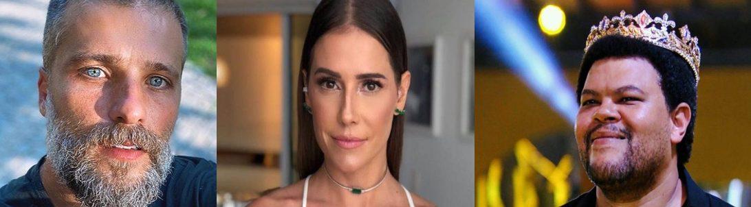 BBB21: Famosos já declararam sua torcida para as celebridades do reality