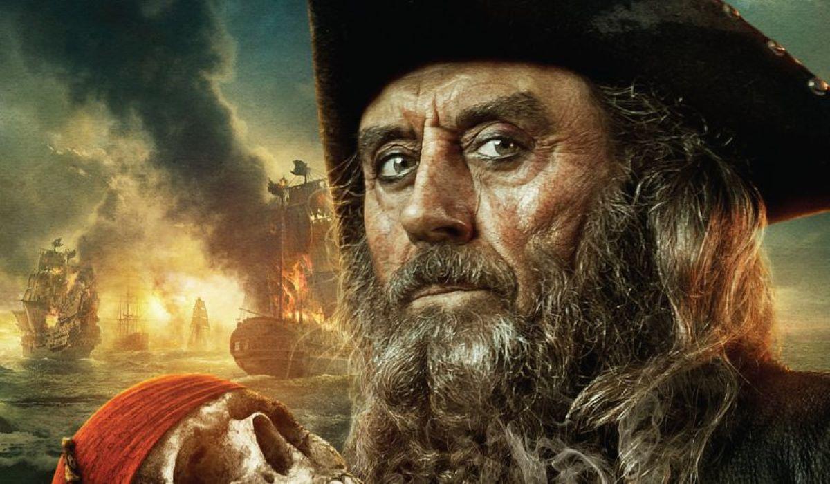 O pirata Barba Negra realmente existiu?